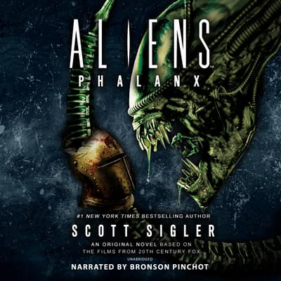 Aliens: Phalanx by Scott Sigler audiobook