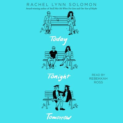 Today Tonight Tomorrow by Rachel Lynn Solomon audiobook