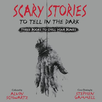 Scary Stories to Tell in the Dark by Alvin Schwartz audiobook
