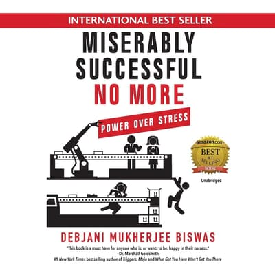 Miserably Successful No More by Debjani Mukherjee Biswas audiobook