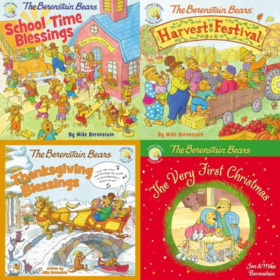 The Berenstain Bears Seasonal Collection 2 by Jan Berenstain audiobook
