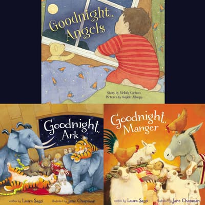 Goodnight Collection by Melody Carlson audiobook