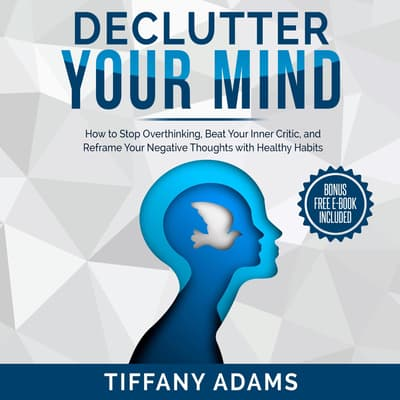 Declutter Your Mind by Tiffany Adams audiobook
