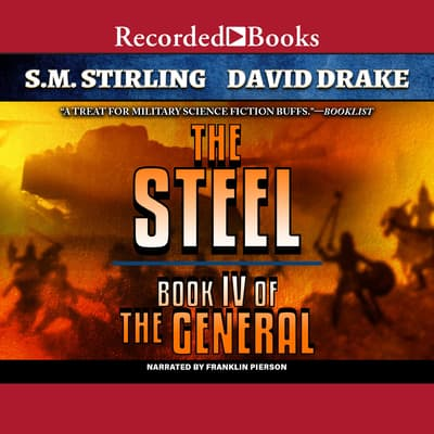 The Steel by S. M. Stirling audiobook
