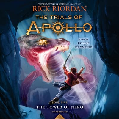 The Tower of Nero (Trials of Apollo, Book Five) by Rick Riordan audiobook