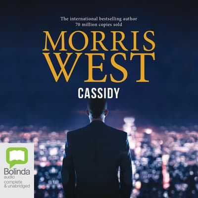 Cassidy by Morris West audiobook