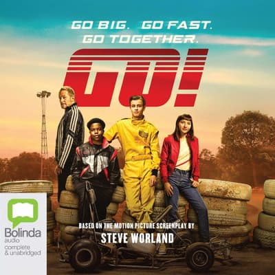 GO! by Steve Worland audiobook