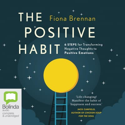 The Positive Habit by Fiona Brennan audiobook