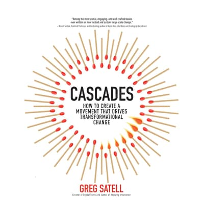 Cascades by Greg Satell audiobook