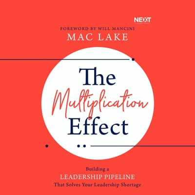 The Multiplication Effect by Mac Lake audiobook