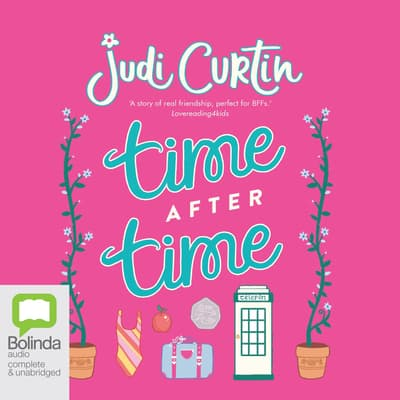 Time After Time by Judi Curtin audiobook