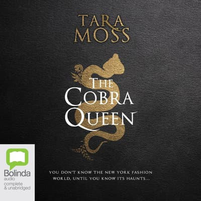 The Cobra Queen by Tara Moss audiobook