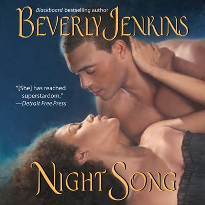 Night Song by Beverly Jenkins audiobook