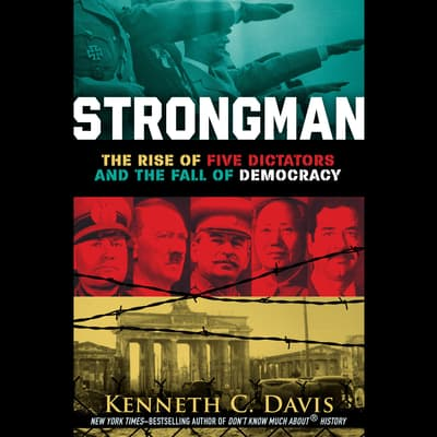 Strongman by Kenneth C. Davis audiobook