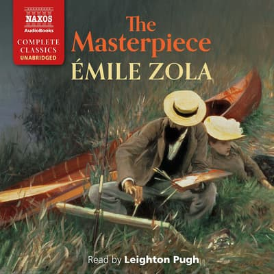 The Masterpiece by Émile Zola audiobook