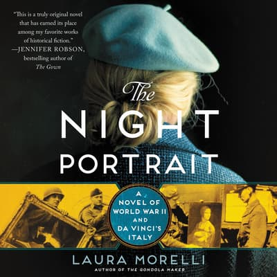 The Night Portrait by Laura Morelli audiobook