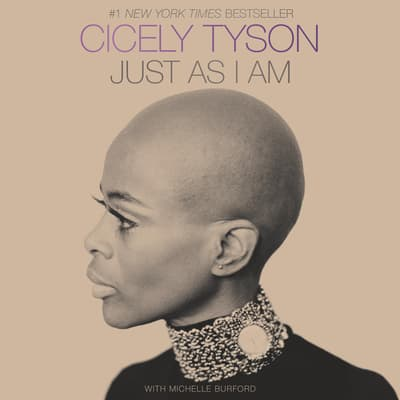 Just as I Am by Cicely Tyson audiobook