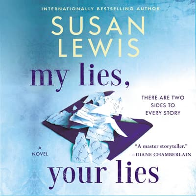 My Lies, Your Lies by Susan Lewis audiobook