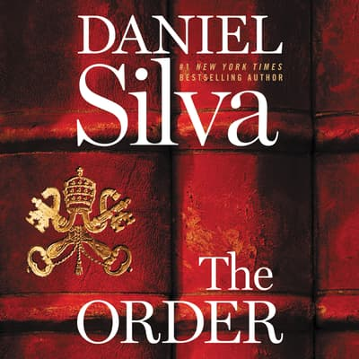 The Order by Daniel Silva audiobook