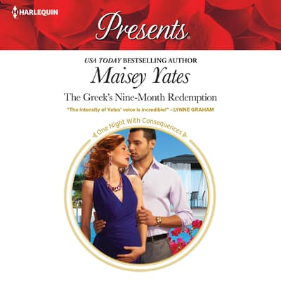 The Greek's Nine-Month Redemption by Maisey Yates audiobook