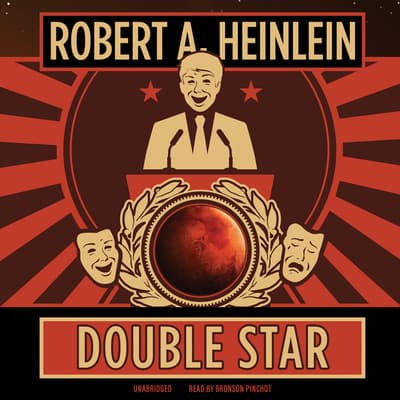 Double Star by Robert A. Heinlein audiobook