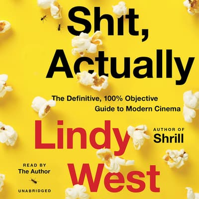 Shit, Actually by Lindy West audiobook