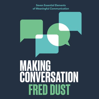 Making Conversation by Fred Dust audiobook
