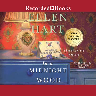 In a Midnight Wood by Ellen Hart audiobook