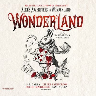 Wonderland by Marie O'Regan audiobook