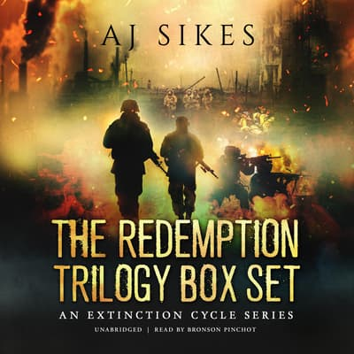 The Redemption Trilogy Box Set by AJ Sikes audiobook