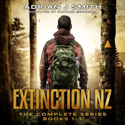 The Extinction New Zealand Series Box Set by Adrian J. Smith audiobook
