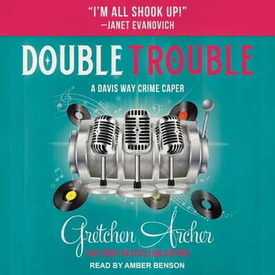 Double Trouble by Gretchen Archer audiobook