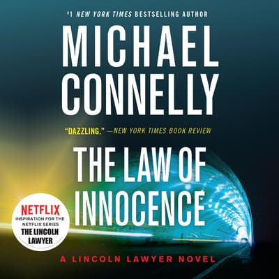 The Law of Innocence by Michael Connelly audiobook
