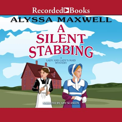 A Silent Stabbing by Alyssa Maxwell audiobook