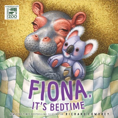 Fiona, It's Bedtime by Zondervan audiobook