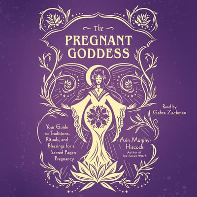 The Pregnant Goddess by Arin Murphy-Hiscock audiobook