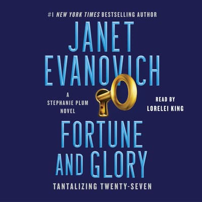 Fortune and Glory by Janet Evanovich audiobook