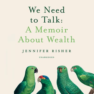 We Need to Talk by Jennifer Risher audiobook
