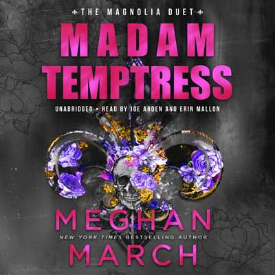 Madam Temptress by Meghan March audiobook