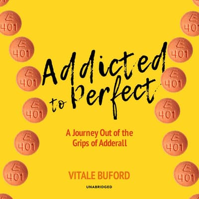 Addicted to Perfect by Vitale Buford audiobook