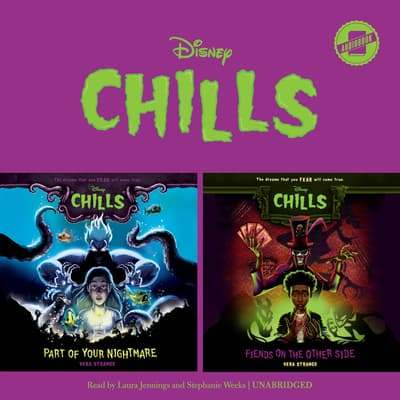 Disney Chills Collection by Vera Strange audiobook