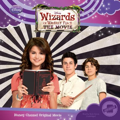 Wizards of Waverly Place: The Movie by Alice Alfonsi audiobook