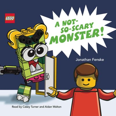 Not-So-Scary Monster, A! by Jonathan Fenske audiobook