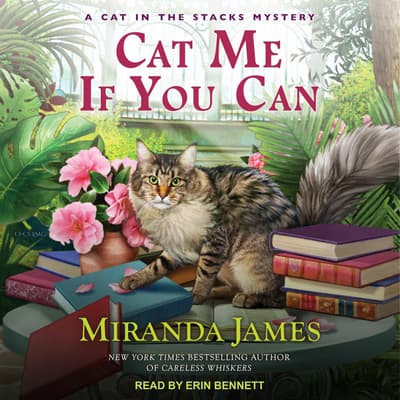 Cat Me If You Can by Miranda James audiobook