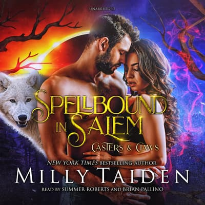 Spellbound in Salem by Milly Taiden audiobook