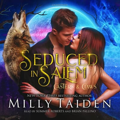 Seduced in Salem by Milly Taiden audiobook