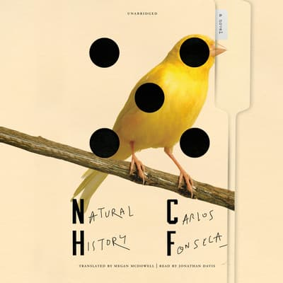 Natural History by Carlos Fonseca Suárez audiobook