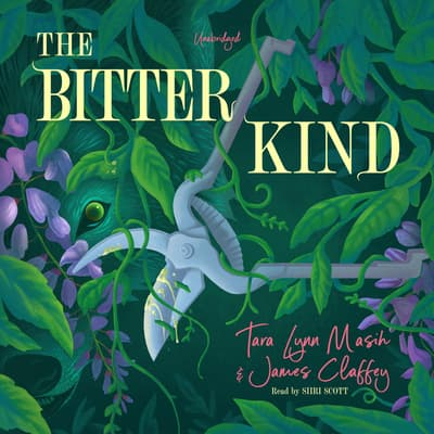 The Bitter Kind by Tara Lynn Masih audiobook