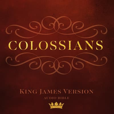 Book of Colossians by  audiobook