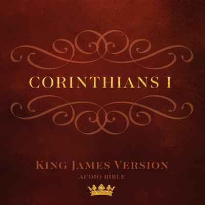 Book of I Corinthians by Made for Success audiobook